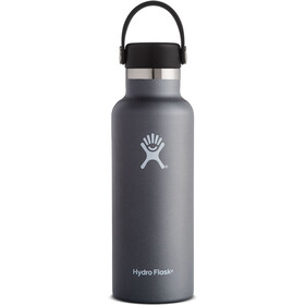 Hydro Flask Standard Mouth Flex 18 Bottle 532ml Graphite